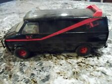 A-Team Van Ertl 1983 1:18 Scale collectible toy B.A. Pressed steel Nice