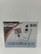 Bell + Howell Take 2 HD 32 MB Camcorder -  White