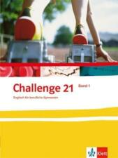 Challenge 21. Neubearbeitung. Schülerbuch 1 von Harald Peter, Ulrich