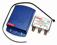 Labgear 2 Way Outdoor TV Aerial Freeview Masthead Splitter UHF/VHF