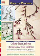 Serie Cuentas y Abalorios nº 45. COLLARES LARGOS, PULSERAS Y PENDIENTES DE EST