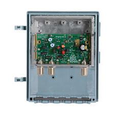 MHW25FS 25Db Shielded Masthead Amp 'F' Type UHF/VHF Kingray Filters For FM, VHF,