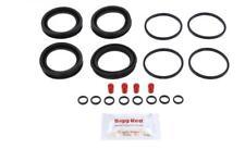for NISSAN CABSTAR 2000-2001 FRONT L & R Brake Caliper Seal Repair Kit (4881)