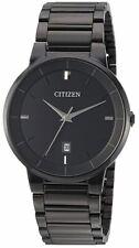 citizen watch men Black  Quartz New 40mm Water Resistant AI5017-50E