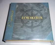 BRAND NEW SEALED NIGHTWISH LOKIKIRJA 8 CD  BOX  SET FREE SHIPPING  ZSXH9467