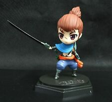 League of Legends LOL YASUO Figure Toy Collection Figure  LOOSE  #vd5