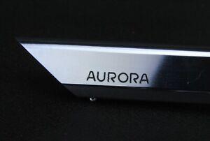 "Aurora Thesi ""Metal Chrom"" Lucida Marco Zanuso Made in Italy 1970s"