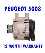 PEUGEOT 5008 1.6 HDI 2009 2010 2011 2012 2013 2014 2015 Alternatore