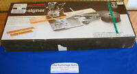 SEARS CRAFTSMAN ROUTER ACCESSORY --- Rout A Signer SIGNMAKER KIT --- UNUSED