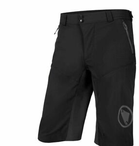 Endura MT500 Spray Shorts in Black Size M
