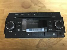 MOPAR® FACTORY OEM UCONNECT SIRIUS XM 130S RES RADIO CD PLAYER HIGH SPEED STEREO