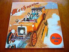 METHUSALEM Drive On SWISS PRIVATE ROCK HARD PROG ALBUM '82 1st PRESS AUTOGRAPHED