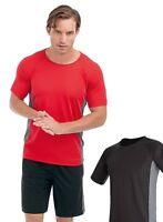 Hanes 7770 Cool-DRI Breathable Polyester Athletic Sports Tee T-Shirt Tshirt