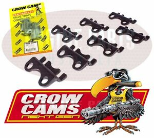 Holden 6 Cyl 186 202 Crow Cams Hardened 5/16 Pushrod Guide Plates Set Of 6
