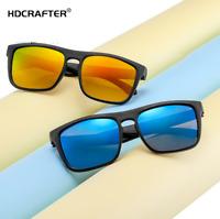 Kids Sports Polarized Sunglasses Girls Boys Outdoor Square UV400 Glasses New
