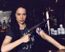 Melanie Scrofano (Wynonna Earp) signed authentic 8x10 photo COA