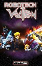 Robotech / Voltron by Tommy Yune and Bill Spangler (2015, Paperback)