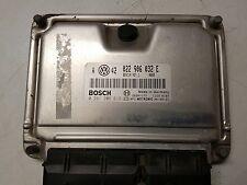 VW Golf Bora V6 AUE Motorsteuergerät 022906032e  incl. Datenkopie