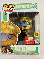 Funk Pop ~ Fortnite - Battle Hound #509
