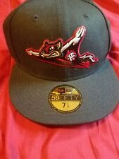 Richmond Flying Squirrels New Era Fitted Hat/Cap 7 1/2 MiLB