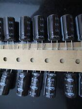 20pcs SAMWHA FR 160v 10uf 10x20mm electrolytic Capacitor  105°C
