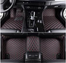 Fit Tesla-3-S-X 2012-2019 all models luxury custom waterproof Car floor mats