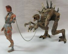 Jessica Priest & Mr Obersmith Mc Farlane Series 13 Curse Of The Spawn Figure
