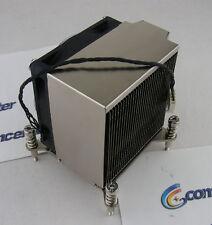 New Heat sink for HP Z800 Z600 Workstation w/ Fan Assembly 463990-001