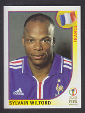 Panini - Korea Japan 2002 World Cup - # 42 Sylvain Wiltord - France