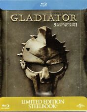 GLADIATOR - Blu-Ray Steelbook - Russell Crowe..
