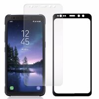 Samsung Galaxy S8 Active Tempered Glass Screen Protector,Poetic® Ultra Thin