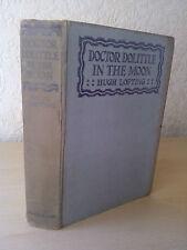 Vintage, Doctor Dolittle in the Moon, Hugh Lofting, Jonathan Cape, London, 1942