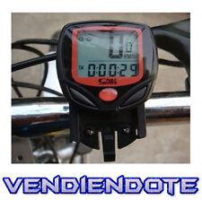 Velocimetro Cuenta Kilometros Tacometro para Bicicleta Bici Velocidad Km Digital