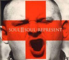Soul II Soul(CD Single)Represent-Island-731457208724-UK-1997-