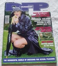 Dressing For Pleasure & Rubberist Magazine No 4 From Shiny    Rubber PVC & Latex