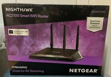 Brand new NETGEAR Nighthawk Wi-Fi Router - AC2100 UPC 606449143515