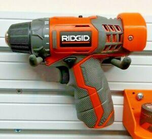 """Rigid 12V 3/8"""" Drill/Driver Bubble Level Attachment"""