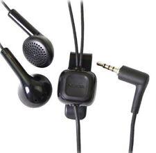 GENUINE NOKIA WH-101 IN-EAR HEADPHONES EARPHONES FOR NOKIA 2.5mm Jack Phones