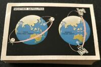 Shell 1960s Project Cards METEOROLOGY Complete Set Of 60 Cards