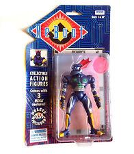 VINTAGE 1995 TV correlati riavvio GIGA BYTE Action figure da Irwin Toys, non aperto