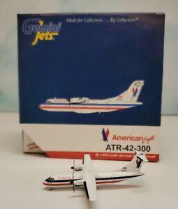 Gemini Jets 1:400 American Eagle ATR-42-300 N141AE Aerospatiale GJAAL1103