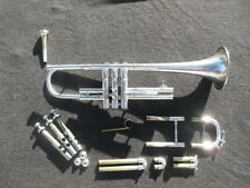 RARE Bb/A TRUMPET MARTIN SYMPHONY MADE AROUND 1921 - GREAT PLAYER!
