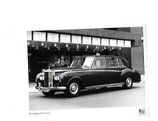 ROLLS ROYCE PHANTOM VI PRESS PHOTO 'SALES BROCHURE'