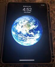 Apple iPad Pro, 11 Inch,256GB, Wi-Fi + 4G (Unlocked), Space Gray