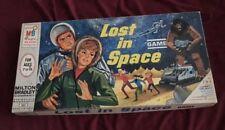 MINT IN NEAR MINT BOX 1965 MILTON BRADLEY LOST IN SPACE BOARD GAME