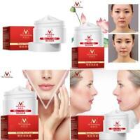 Crème anti-âge pour le visage blanchissant amincissant la crème pour le