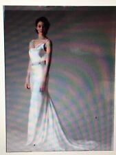 Lilly Marcs Silk Wedding Dress BNWT