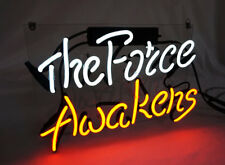 New The Force Awakens Acrylic Neon Light Sign 14""