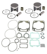 2005 2006 Arctic Cat ZR900 ZR 900 SPI Pistons Bearings Top End Gasket Kit 85mm