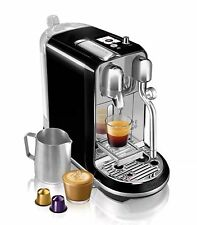 Brand New Breville BNE600SLQUSC Nespresso Creatista Machine Black BNE600 SLQUSC
